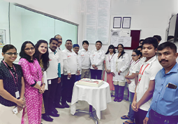 Celebrating World Blood Donor Day 2019 at Sakra World Hospita