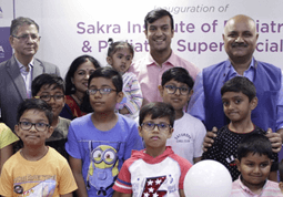 Sakra World Hospitals Launches World-Class Facility For Paediatrics and Paediatric Superspecialit