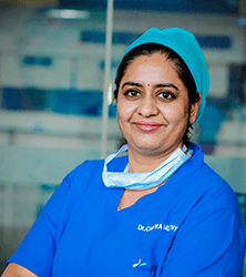 Dr. Chitra Sreenivasa Murthy - Gynaec Surgeon in Bangalore