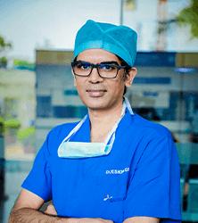 Dr. Kishore GSB - Best Liver Transplant Surgeons in Bangalore