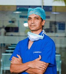Dr. Madhusudan R - Anaesthesiologist in Bangalore