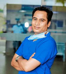 Dr. Raghu J - Diabetes doctor in Bangalore