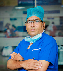 Dr.Siddharth Sonkamble - Consultant cardiologist
