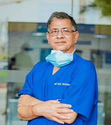 Dr. Surender K Yachha - Hepatalogist