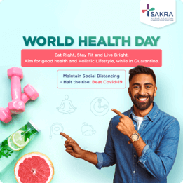 world health day during quarantine 2020