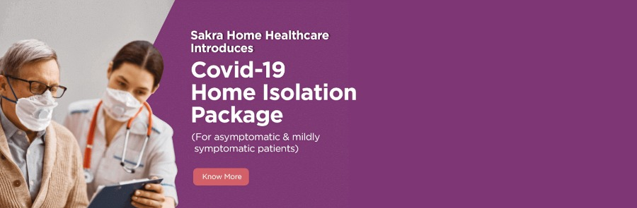 Home Isolation Of COVID Patients In Bangalore