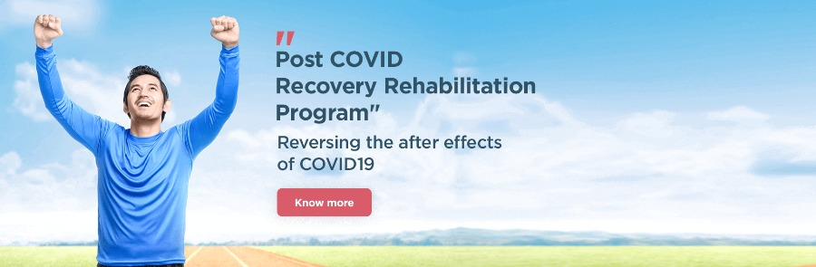 Post Covid Rehab Clinic In Bangalore
