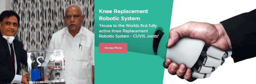 Robotic Knee Replacement In Bangalore