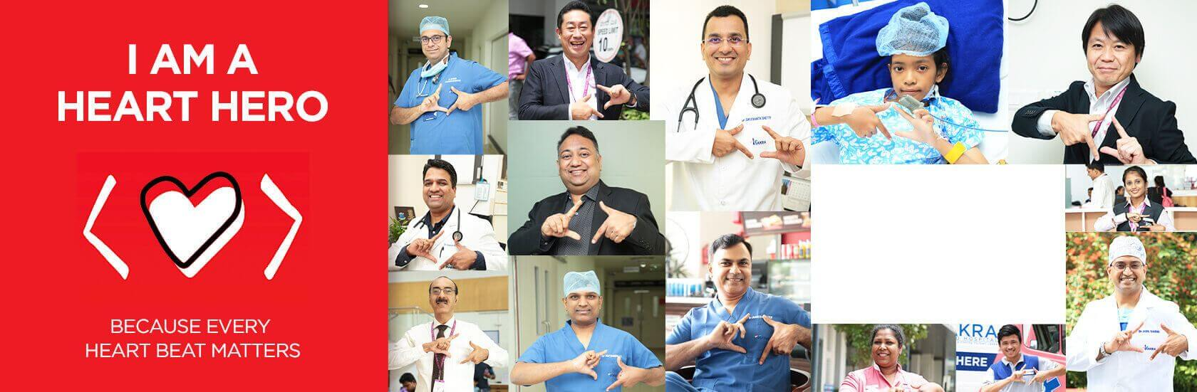 World Heart Day 2019 - Sakra Hospital