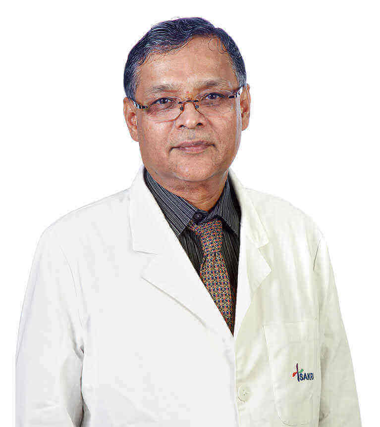 Dr  C V Harinarayan - Best Diabetes Doctor in Bangalore - Sakra