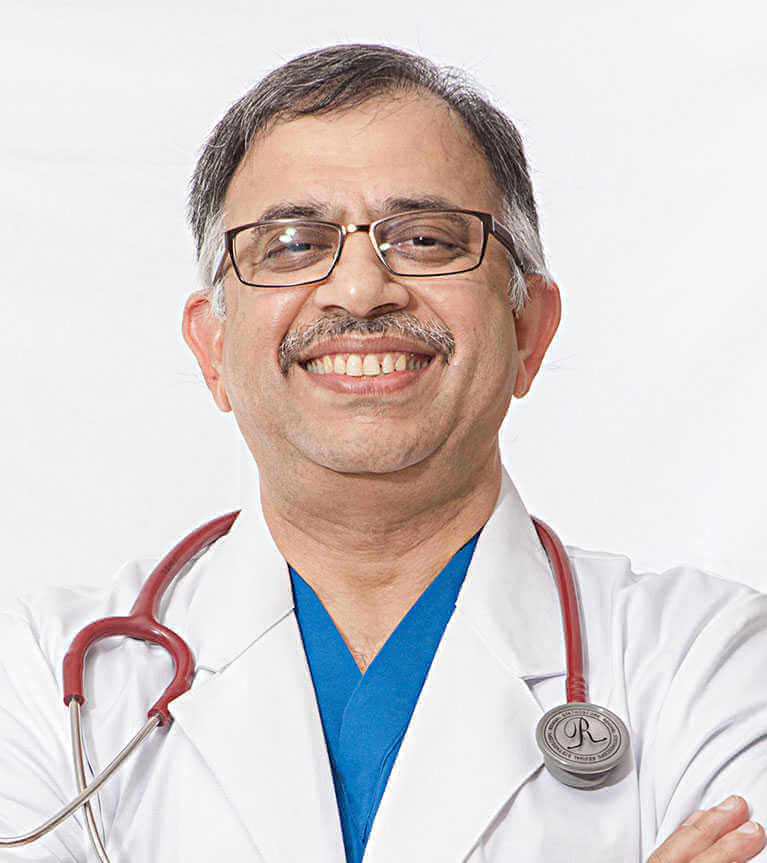 Dr. C. Ramachandra - Paediatric Surgeon at Sakra World Hospital