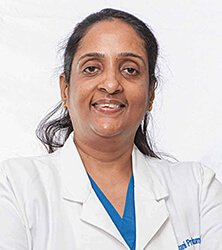 Dr. Rani Premkumar - Blood Bank and Transfusion Medicine at Sakra Hospital