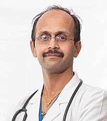 Dr. Ravi Kiran S - Best Pediatrician in Bangalore