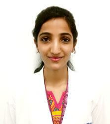 Dr. Supritha R M - Dental Doctor in Bangalore