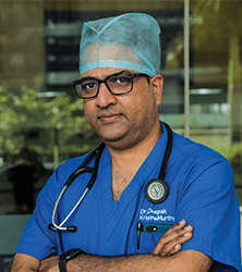 Best Cardiologist in Bangalore - Dr. Deepak Krishnamurthy | Interventional Cardiologist in Bangalore | Sakra World Hospital