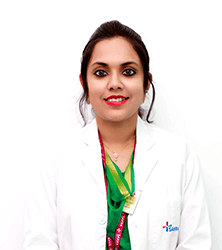 Dentists in Bangalore - Dr. Afsia Ansar