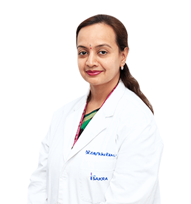 Dr. Anupama Rani V - Best Obstetrician in Bangalore