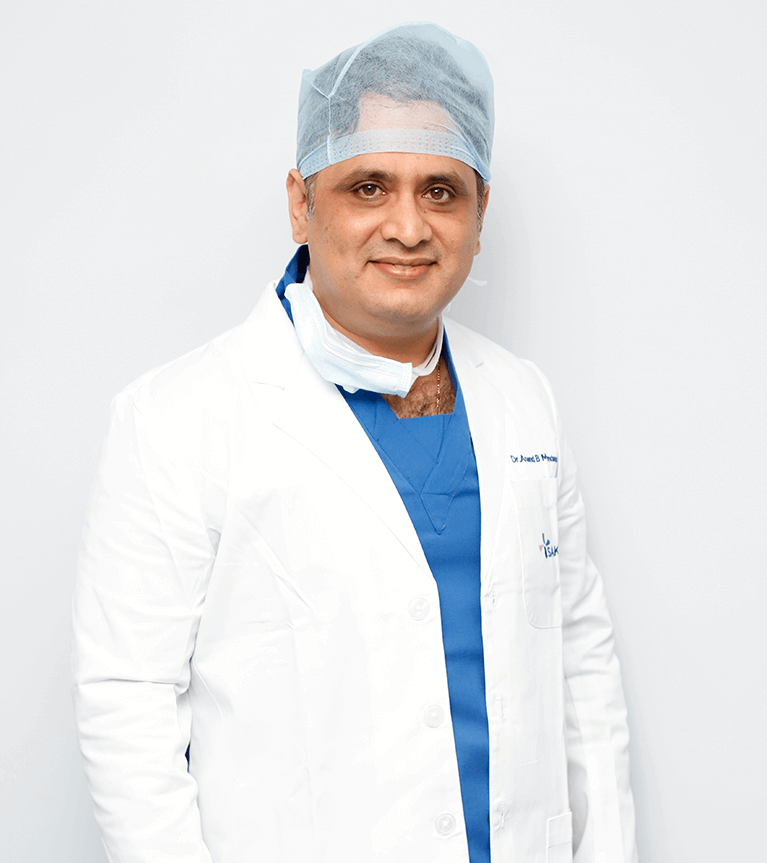 Dr. Chandrashekar P - Bone and Joint Surgeon at Sakra Hospital