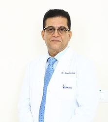 Dr. Dinesh Kini - Best Gastrointestinal Surgeon in Bangalore