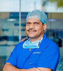 dr gangu hiral associate consultant orthopedics at sakra