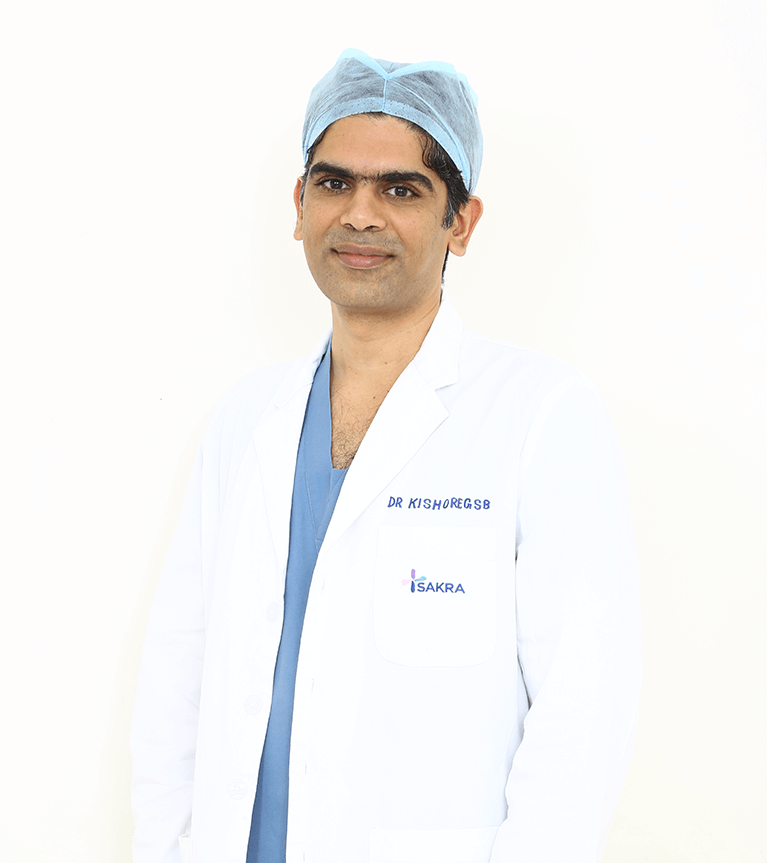 Best Liver surgeon in Bangalore | Liver transplant surgeon - Sakra World Hospital