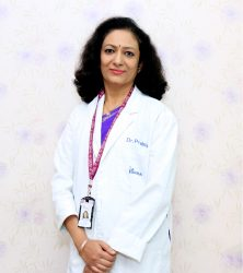 Dr. Prabha Ramakrishna - Best Gynaecologist at Sakra World Hospital