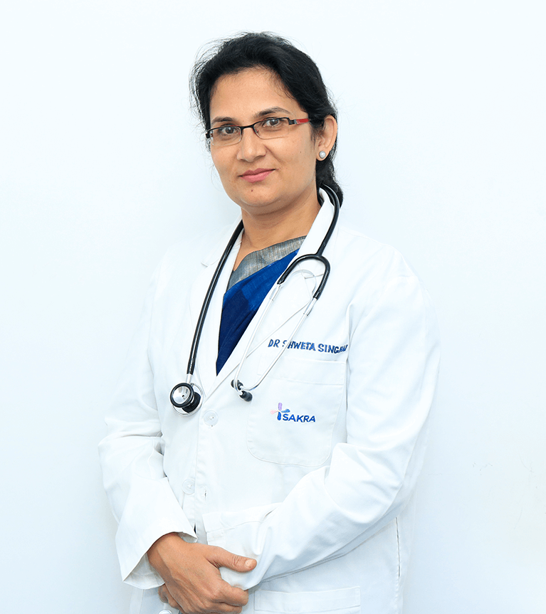 Dr. Shweta Singhai - Rheumatologist at Sakra World Hospital
