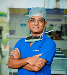 Dr.Sunil Kumar - Cardiac Anesthesiologist at Sakra World Hospital