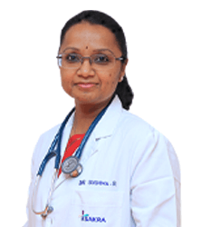 Dr. Sushma Rani Raju - Nephrologist at Sakra World Hospital in Bangalore
