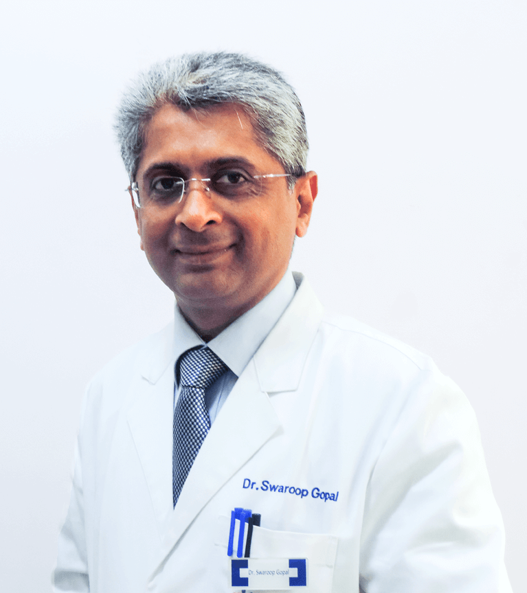 Dr. Swaroop Gopal - Best Neurosurgeon at Sakra World Hospital