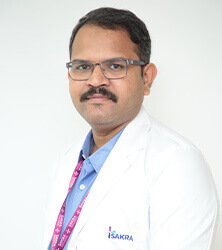 Dr vaibhav lokhande Sakra World Hospital