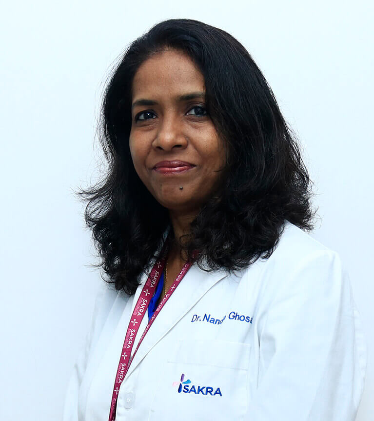 Dr.Nandita Ghosal | Pathologist at Sakra World Hospital