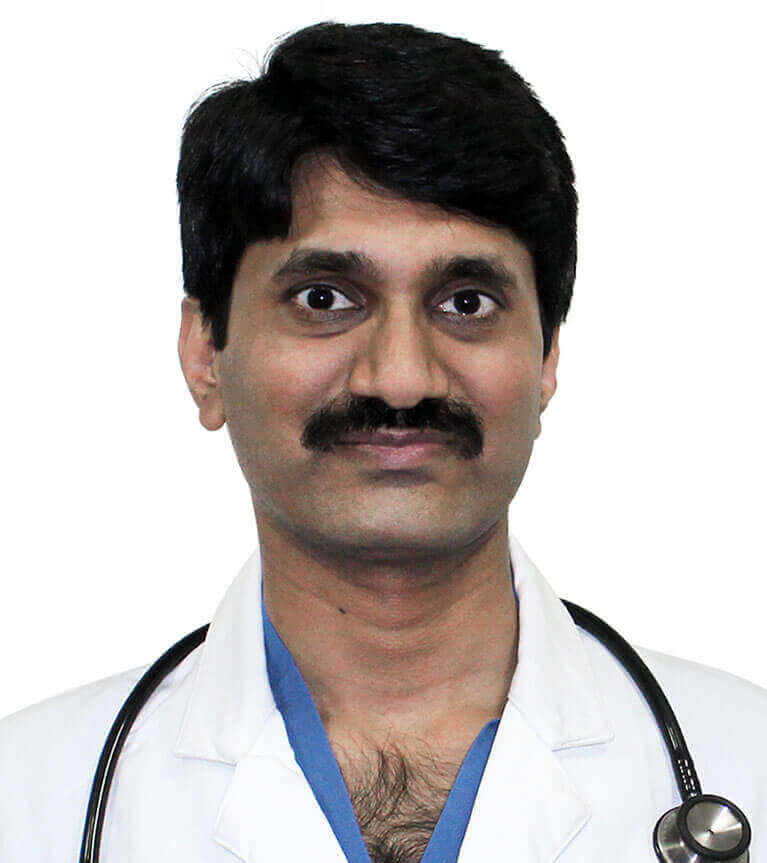 Dr. Sachin S Shetty - Best Gastrointestinal Surgeon in Bangalore | Surgical Gastroenterologists