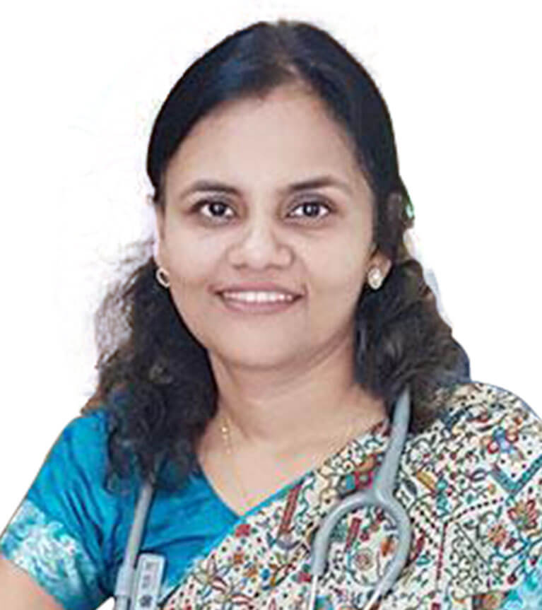 Best Pediatrician in Bangalore - Dr. Varsha