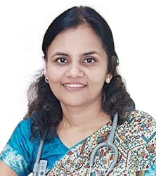 Dr. Varsha- Best Pediatrician in Whitefield