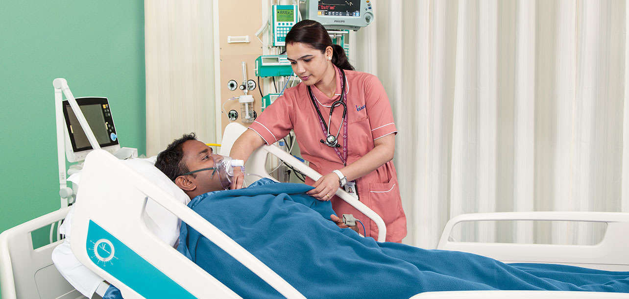 Excellent patient care services at Sakra hospital, Bangalore
