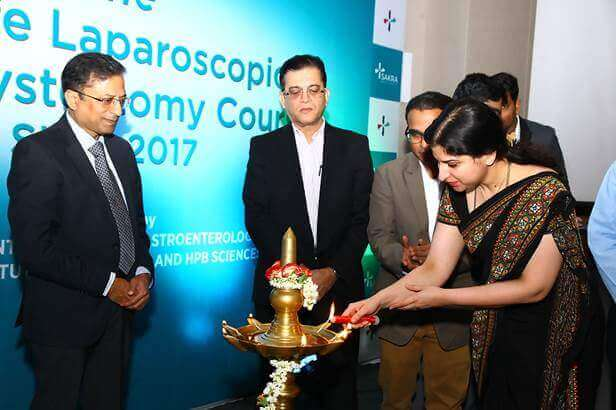 Endoscopic skull expansion and 3D printing of helmet first time in India at Sakra World Hospital