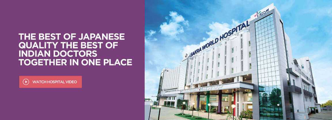 Video of best Japanese healthcare in India - Sakra World Hospital