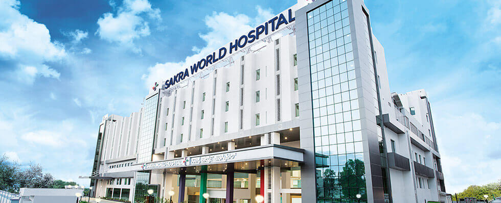 Image of Bangalore, India - Medical destination in India - Sakra World Hospital