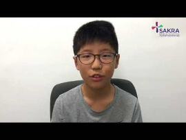 Patient Testimonial- Jung Woo Ha